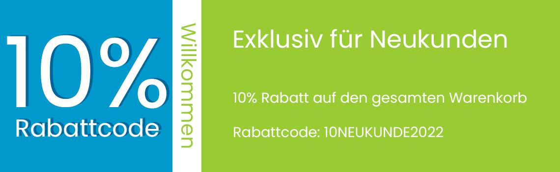10 % Rabatcode